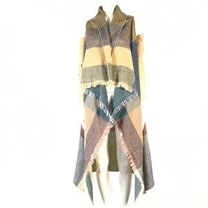 Accessory ST scarf wrap cardigans